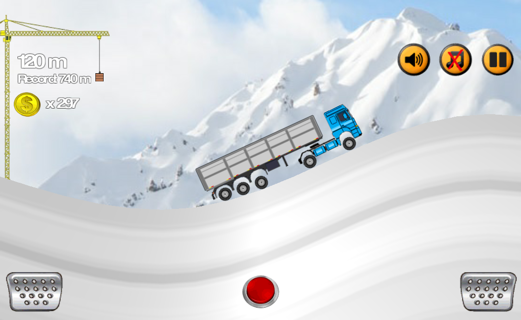 Cargo Driver