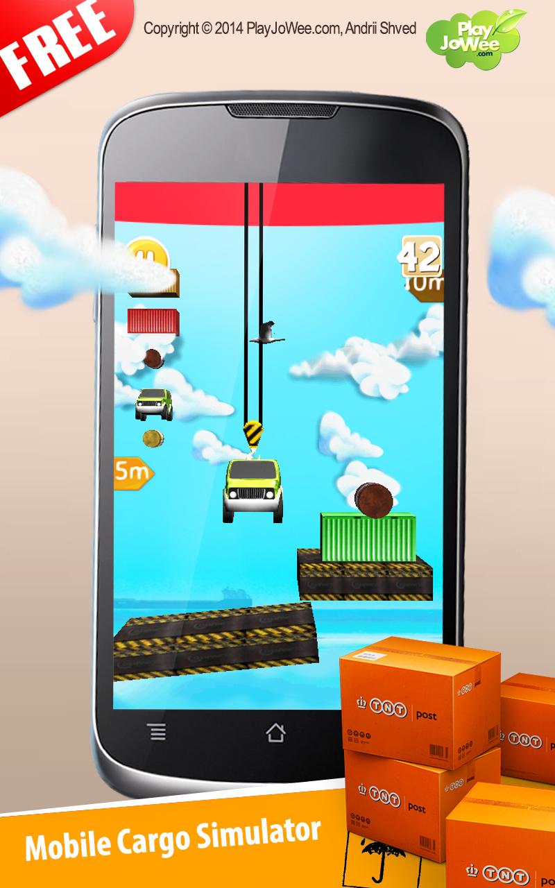 Cargo Tower Simulator