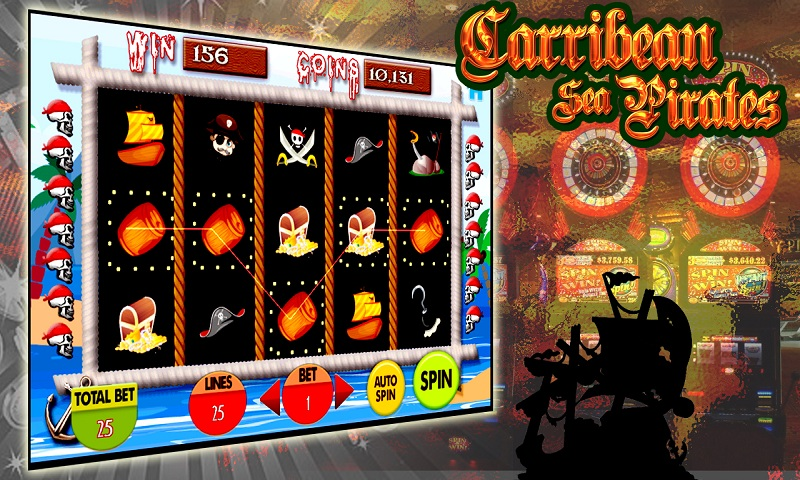 Carribean Slots Pirates Casino