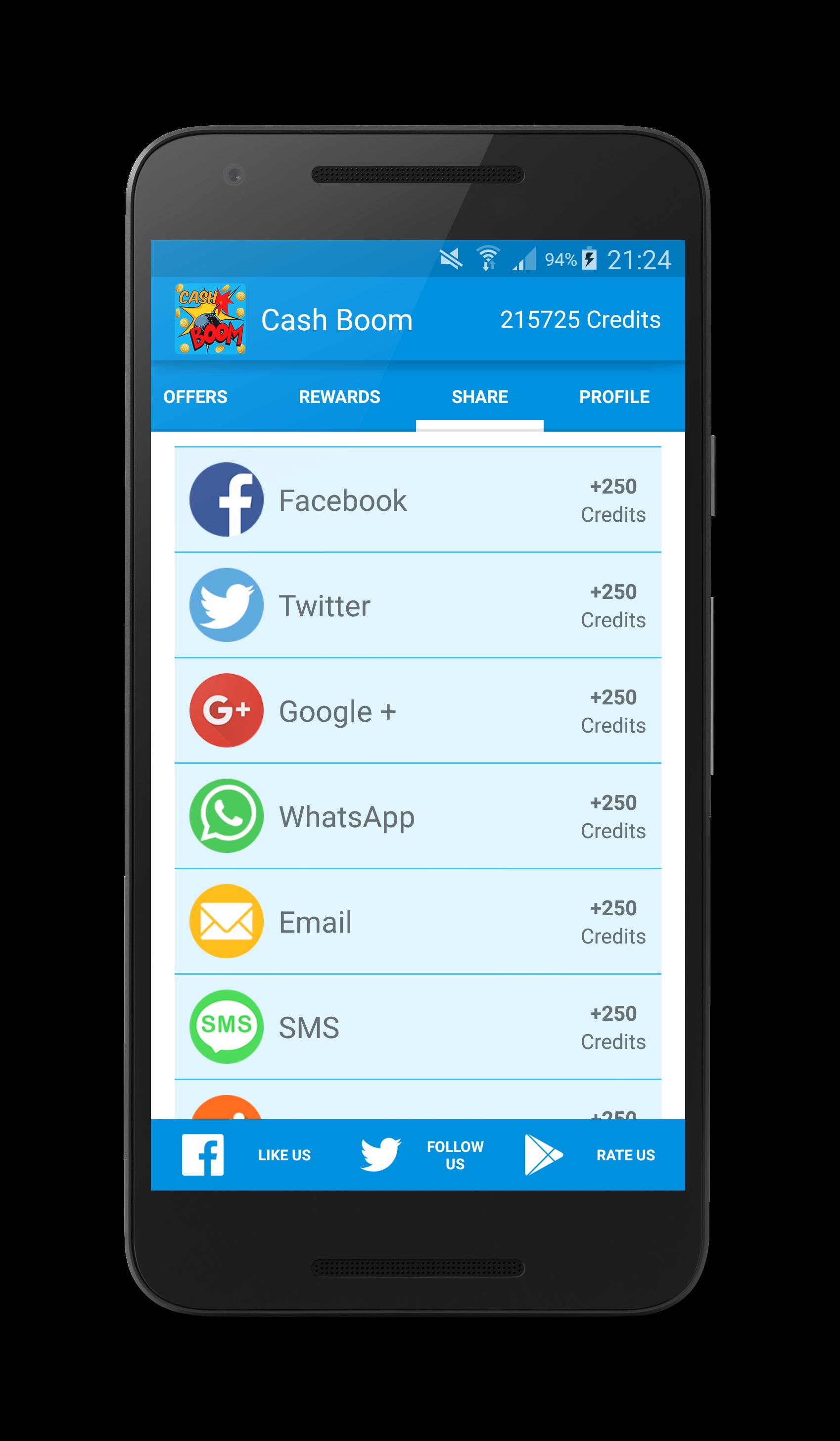 Cash Boom – Earn Money