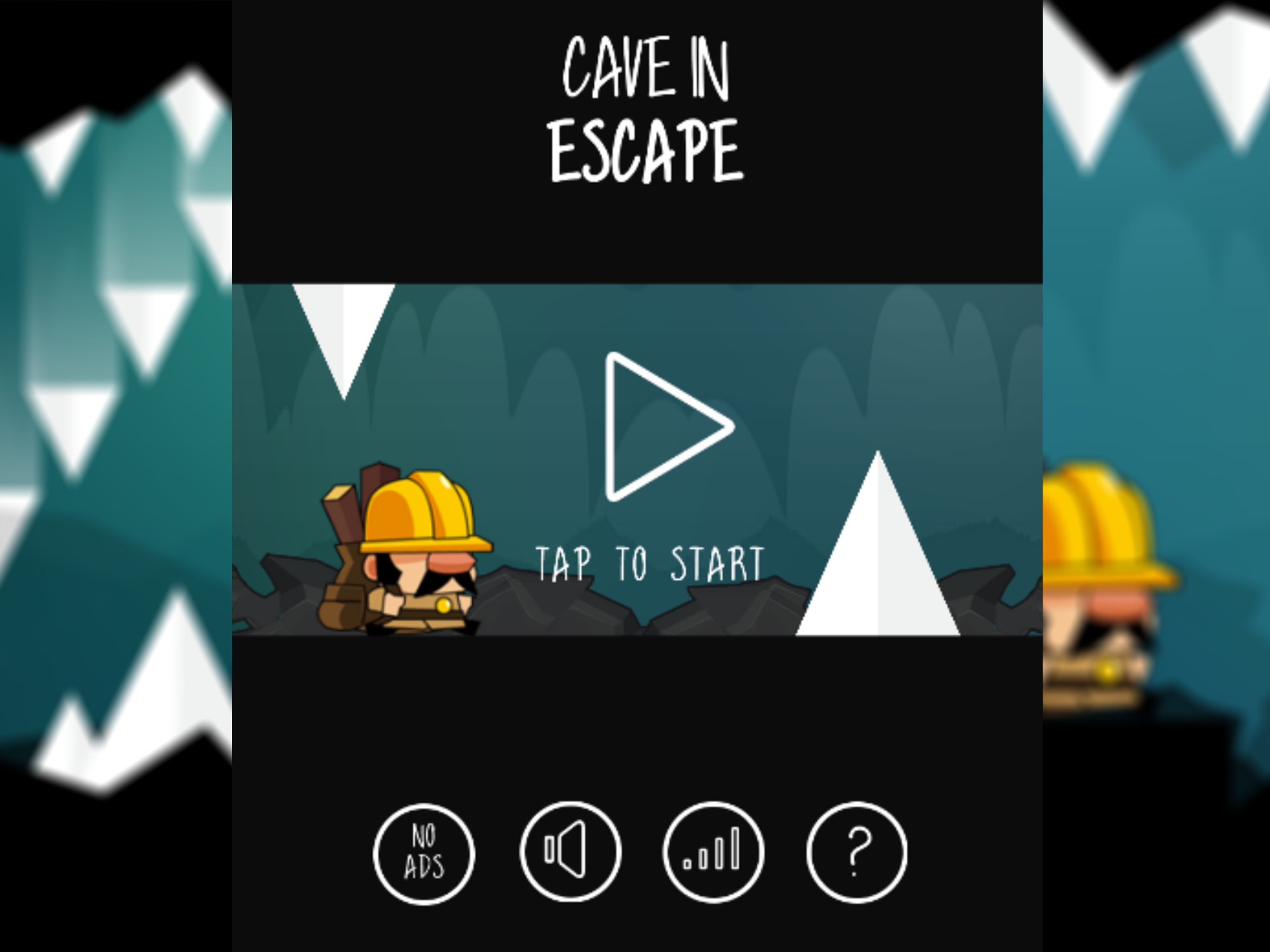 Cave In Escape
