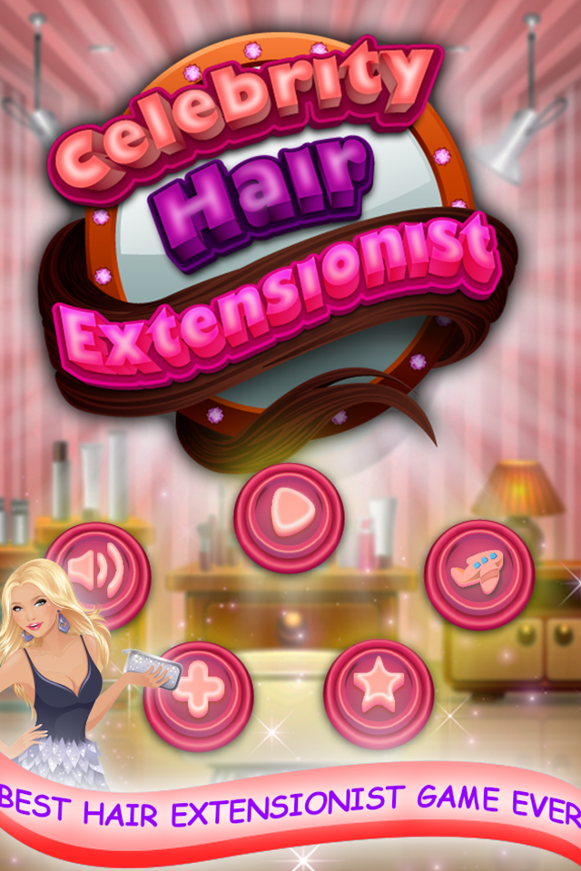 Celebrity Hair Extensionist