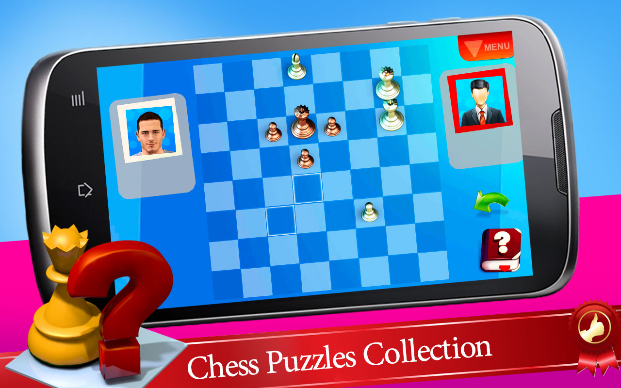 Chess Puzzles Collection