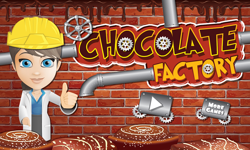 Chocolate Factory Maker kids