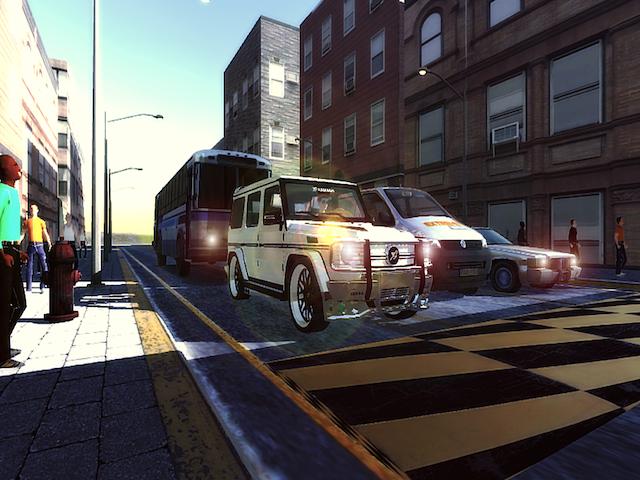 City Car Driver 3D