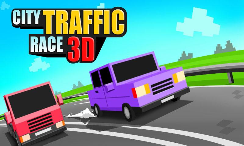 City Traffic Race 3D