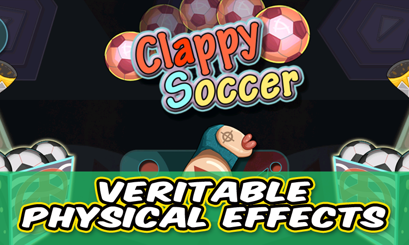 Clappy Soccer
