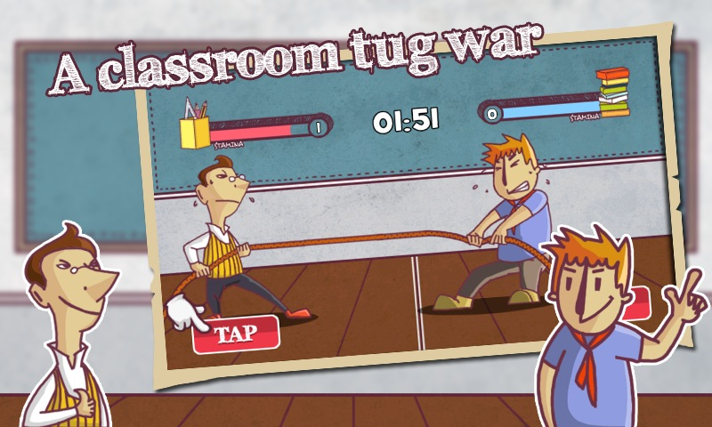 Classroom Tug War