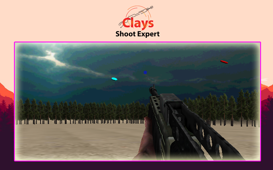 clays shoot expert