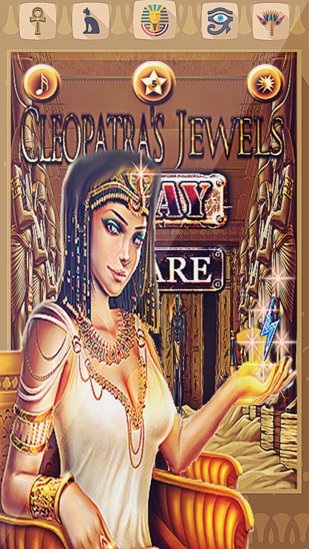 Cleopatra's Jewels Quest Saga