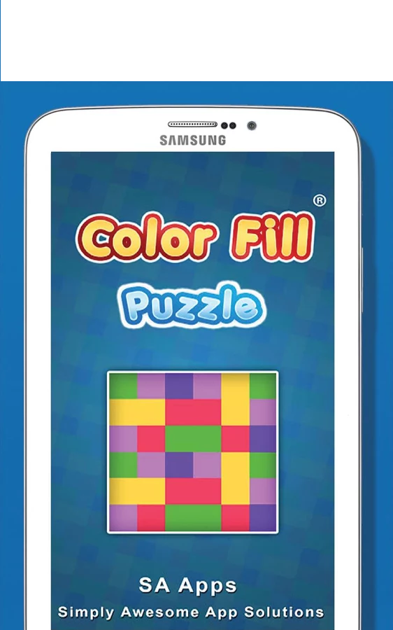 Color Fill Puzzle for Android