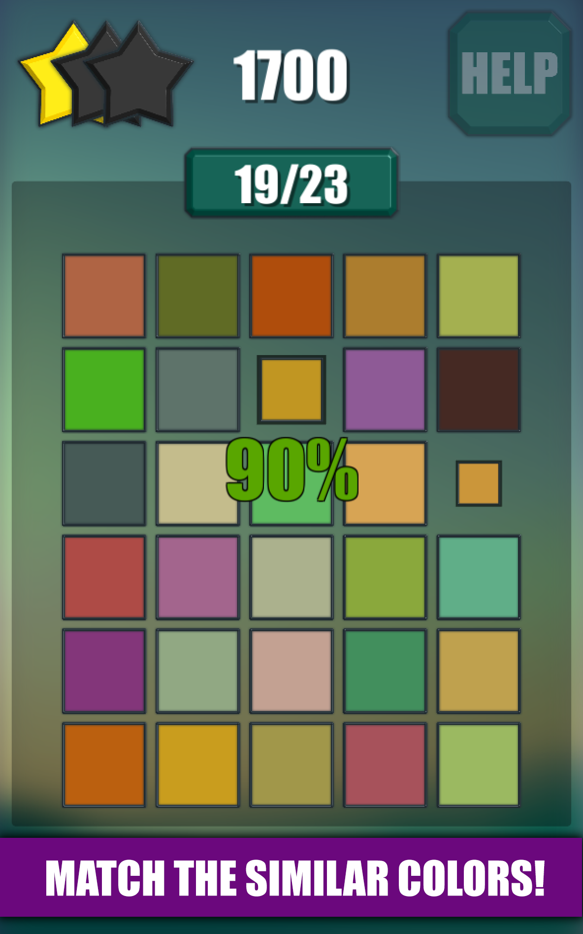 Color Match Puzzle