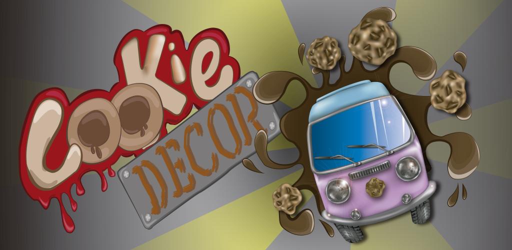 Cookie Decor – Paint Cookies!