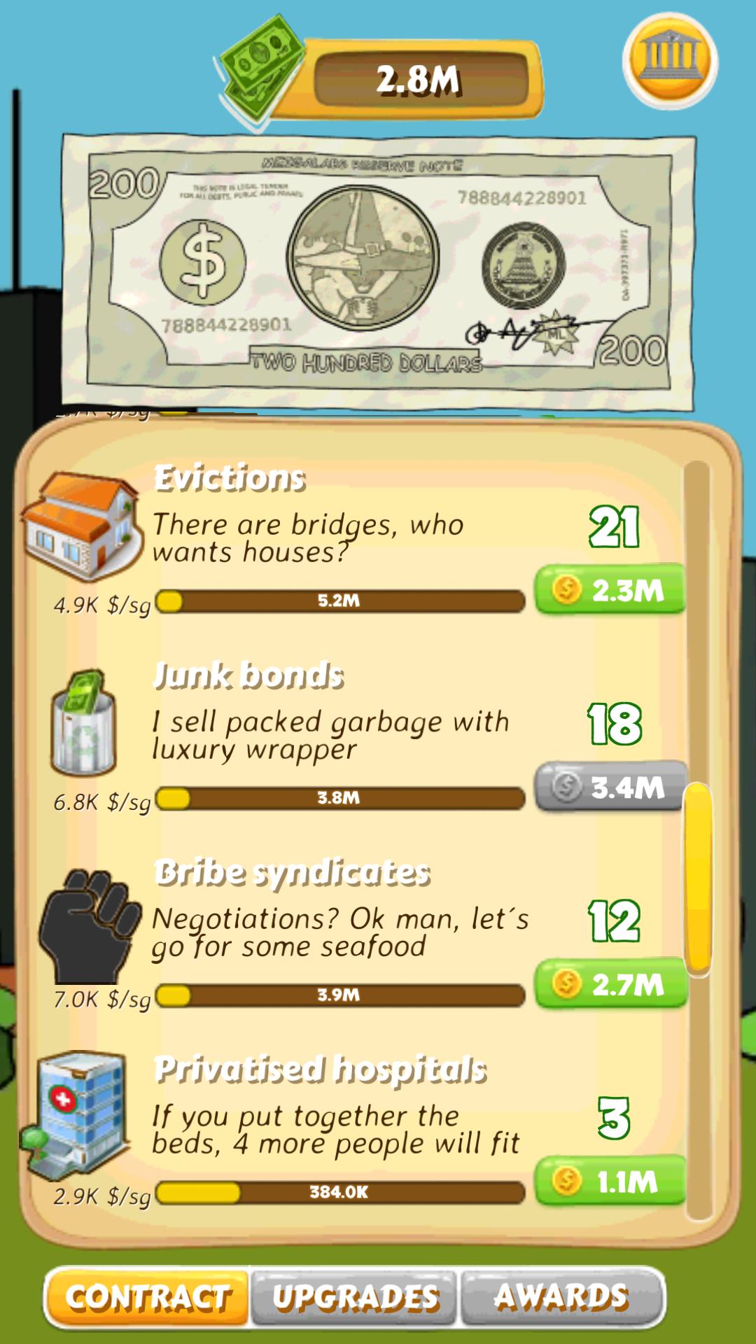 Corrupt Mayor Clicker