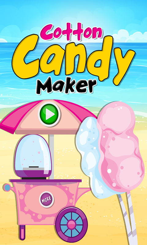 Cotton Candy Maker Circus food