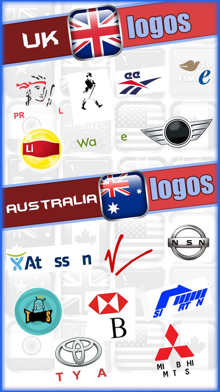 Country Logo Quiz