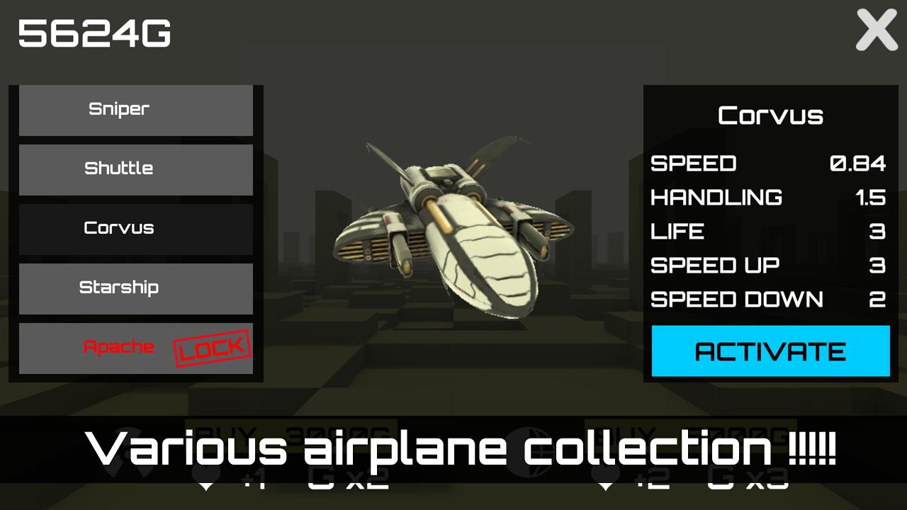 Crash Force : Flight Adventure