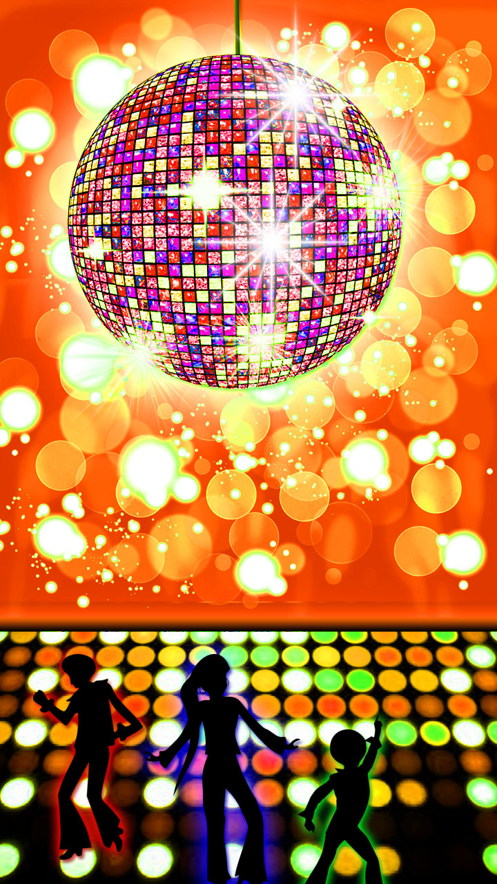 Crazy Disco Light