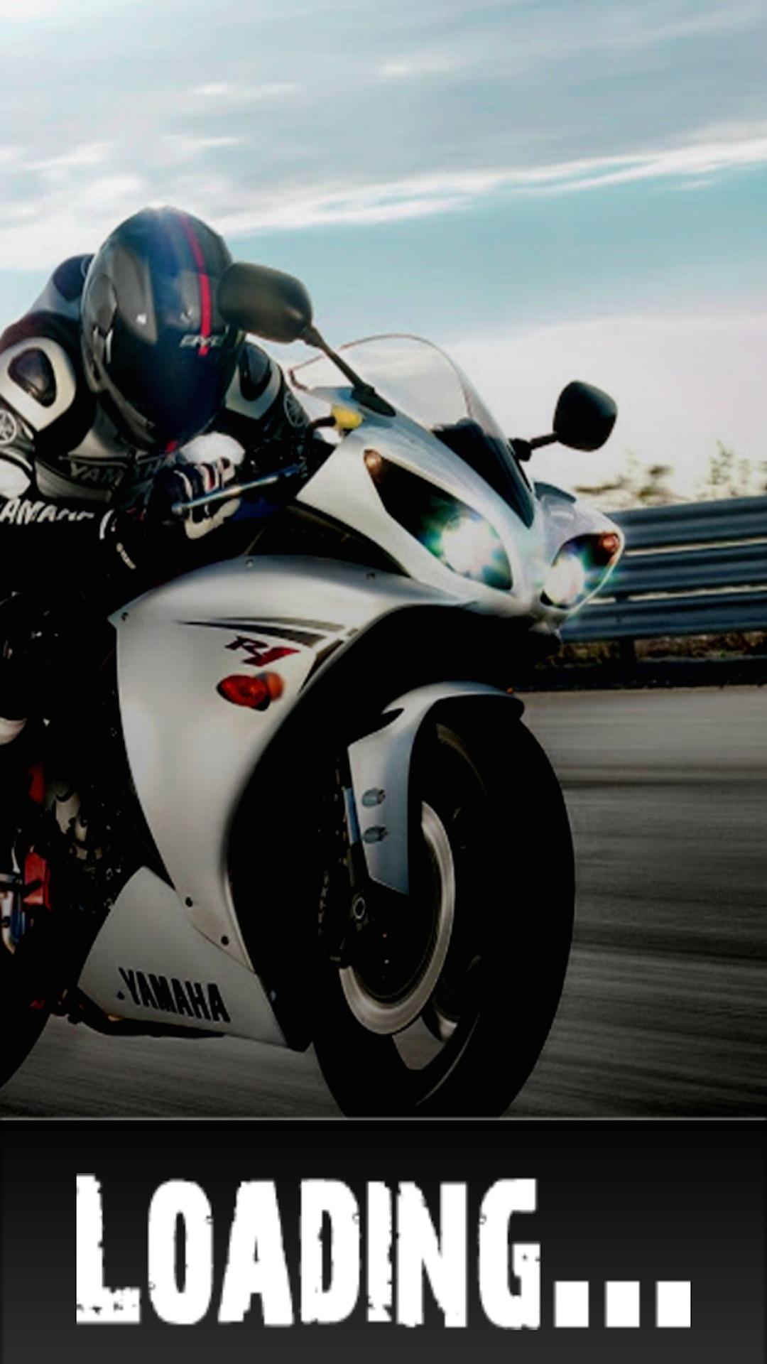 Crazy Racing Moto – Heavy Bike