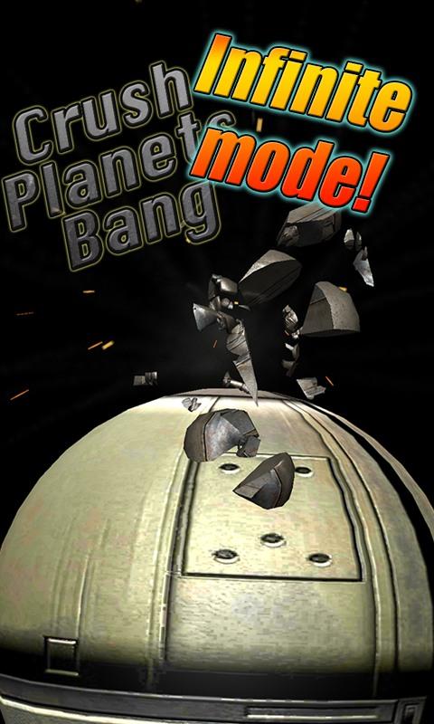 Crush Planets Bang