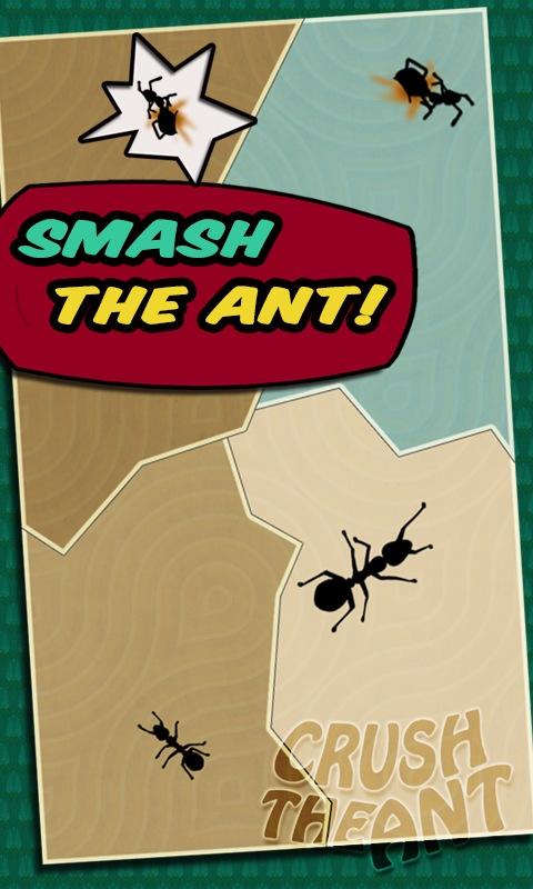 Crush the Ant