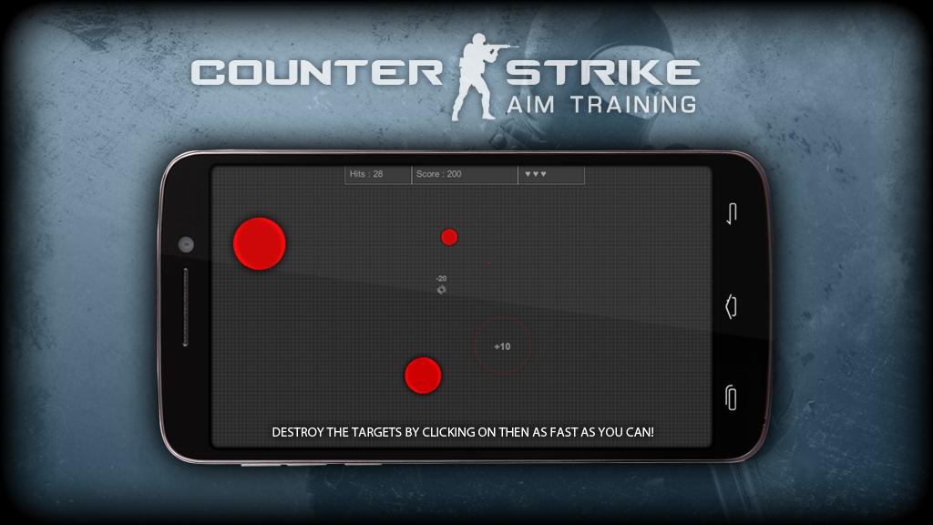 CS Aim Training