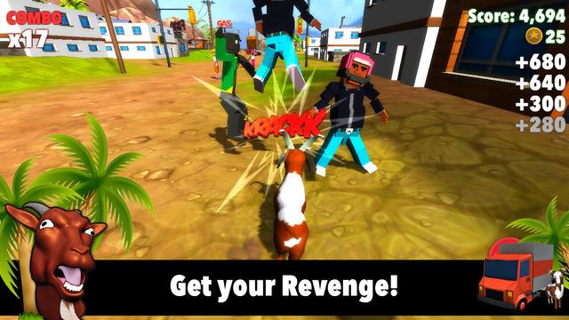 Curry Goat Revenge