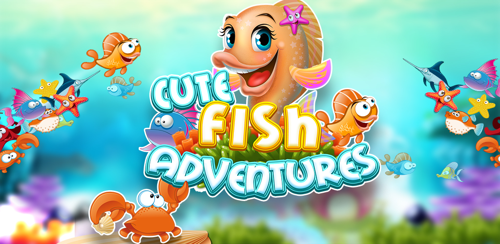 Cute Fish Adventures