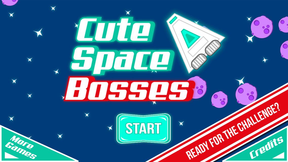 Cute Space Bosses