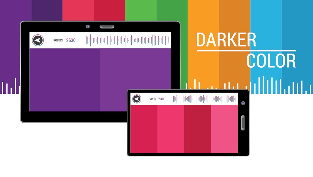 Darker Color