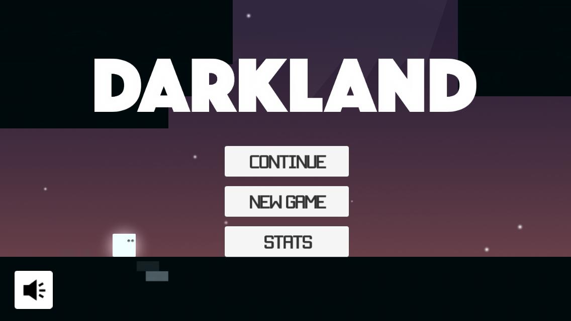 Darkland: One-Touch Platformer
