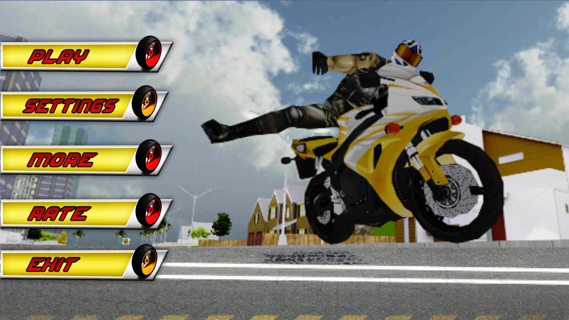 Death Racer: Urban Moto