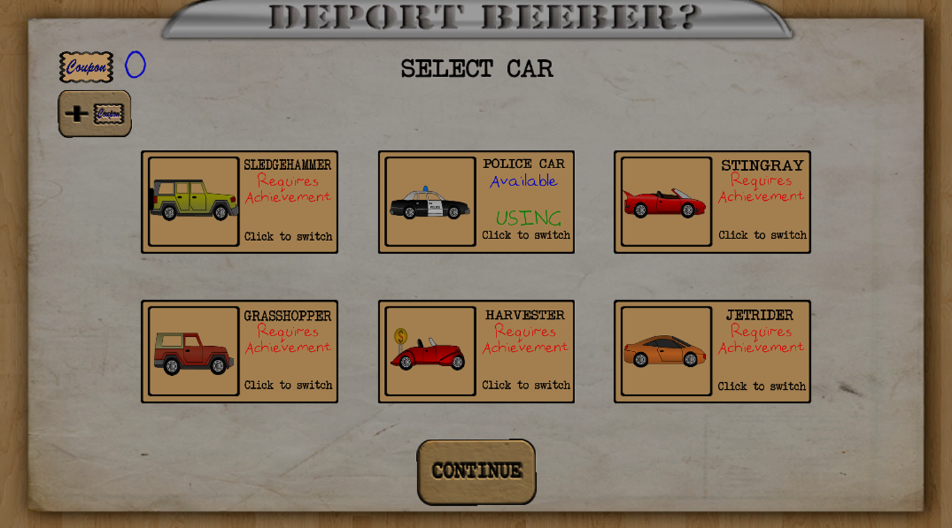 Deport Beeber