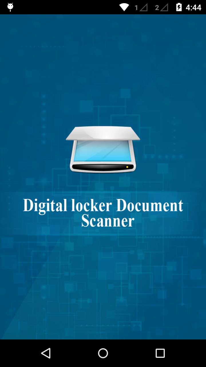 Digital Locker Doc Scanner