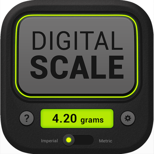 Digital Weight Scale PRO