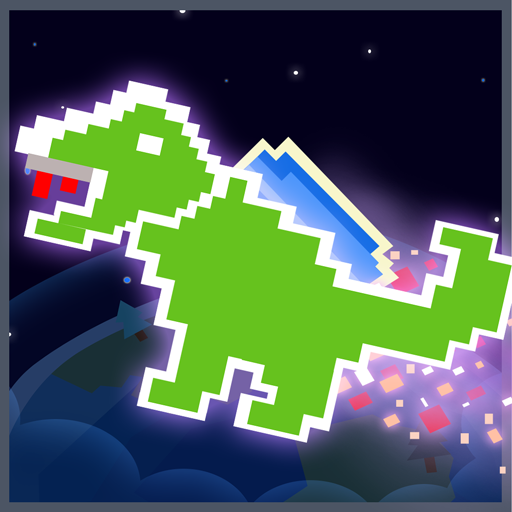 Dinosaur Jetpack
