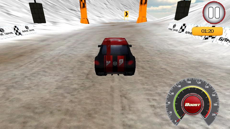 Dirt Car Rally