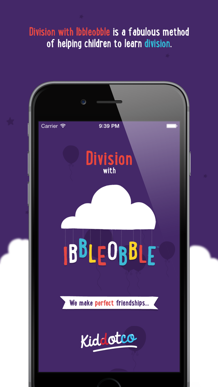 Division with Ibbleobble