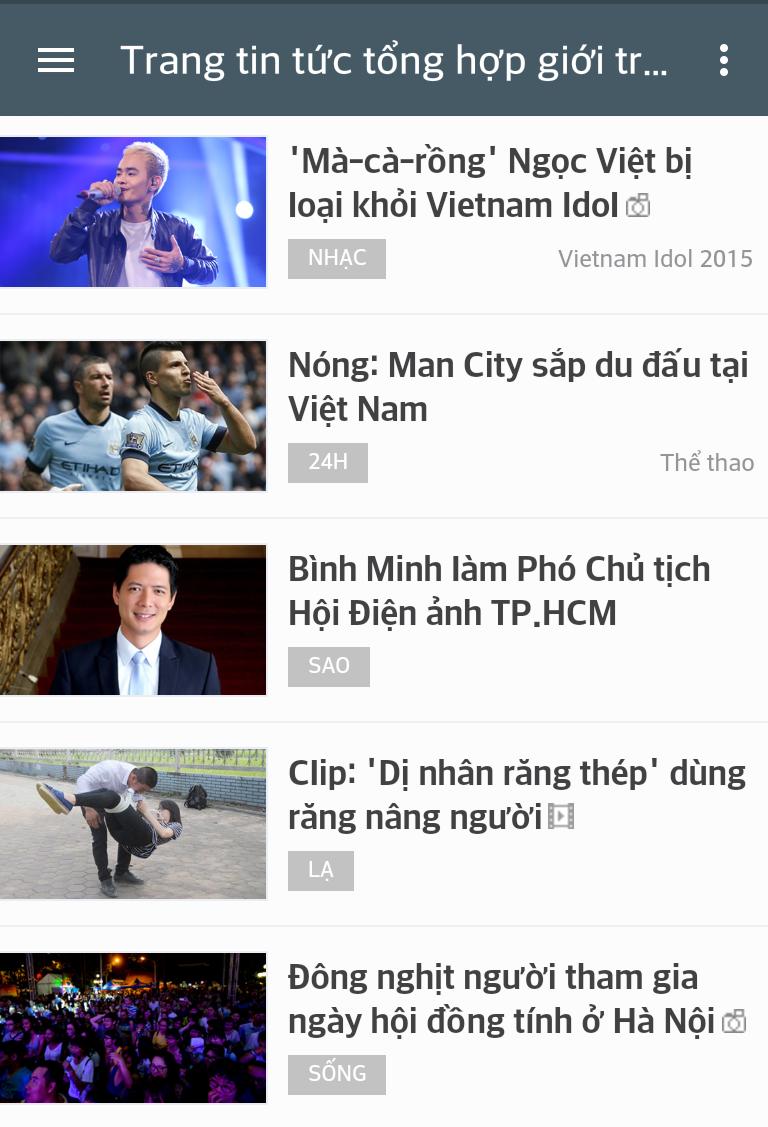 Doc Bao Tong Hop – Tin Noi Bat