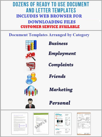 Document Maker – Create & Edit Rich Text Docs and Generate PDF