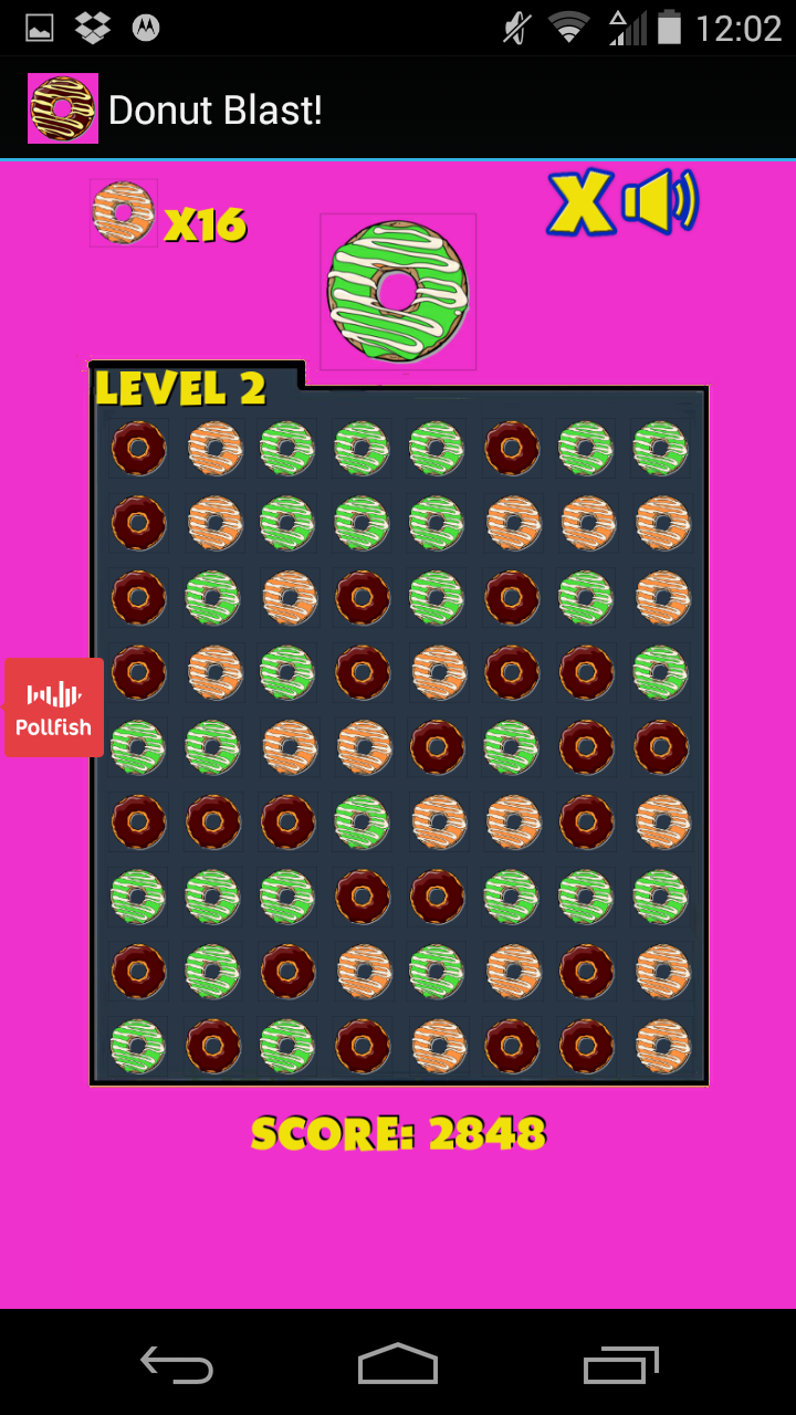 Donut Blast!