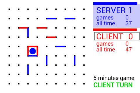 Dots and Boxes LAN Full
