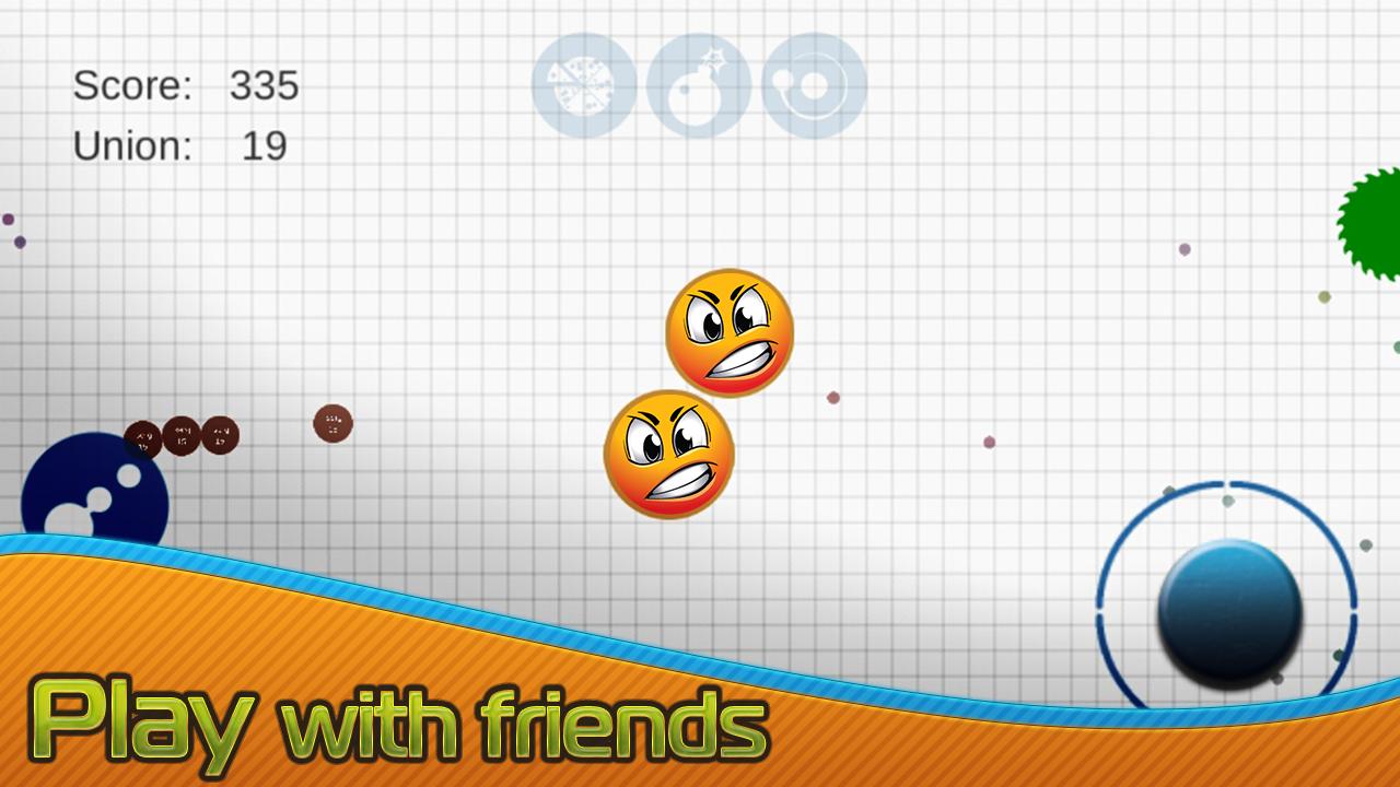 Dots Eater Battle Online