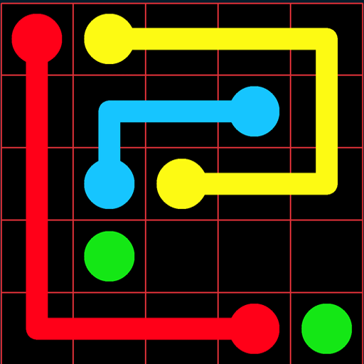 Dots Linking Game