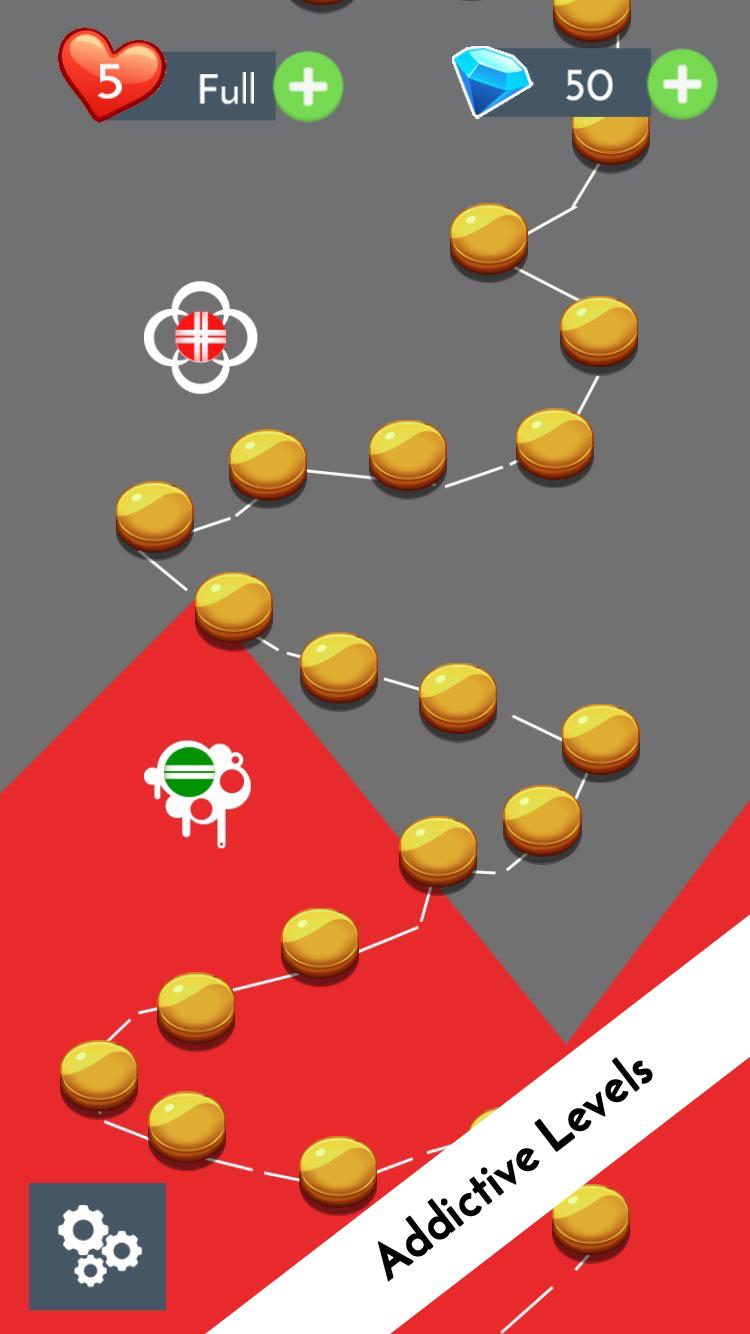 Dots Saga -Match 3 Puzzle Game