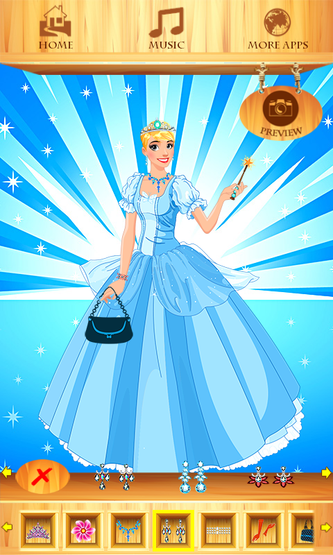 Dress Up Princess