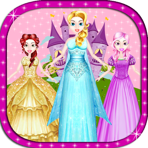 Dress Up: Princess Girl