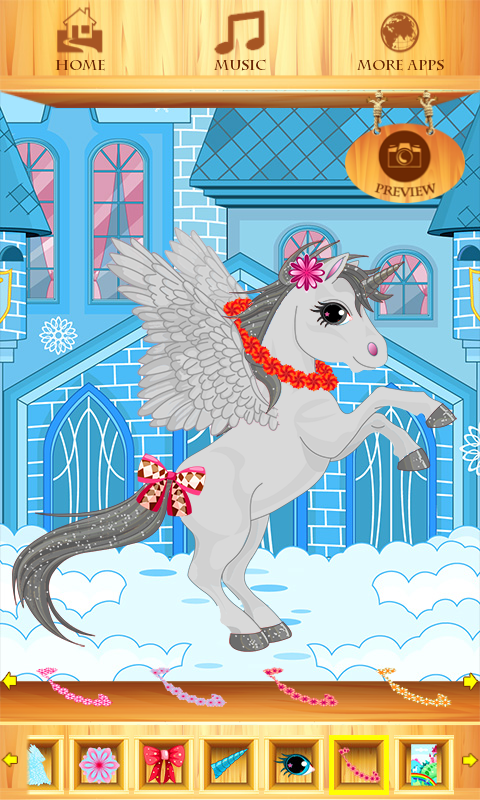 Dress Up Unicorn