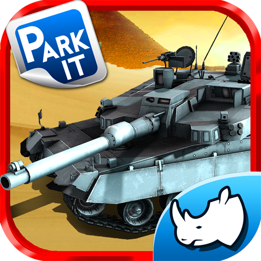 Drive Tank Parking Combat 3D