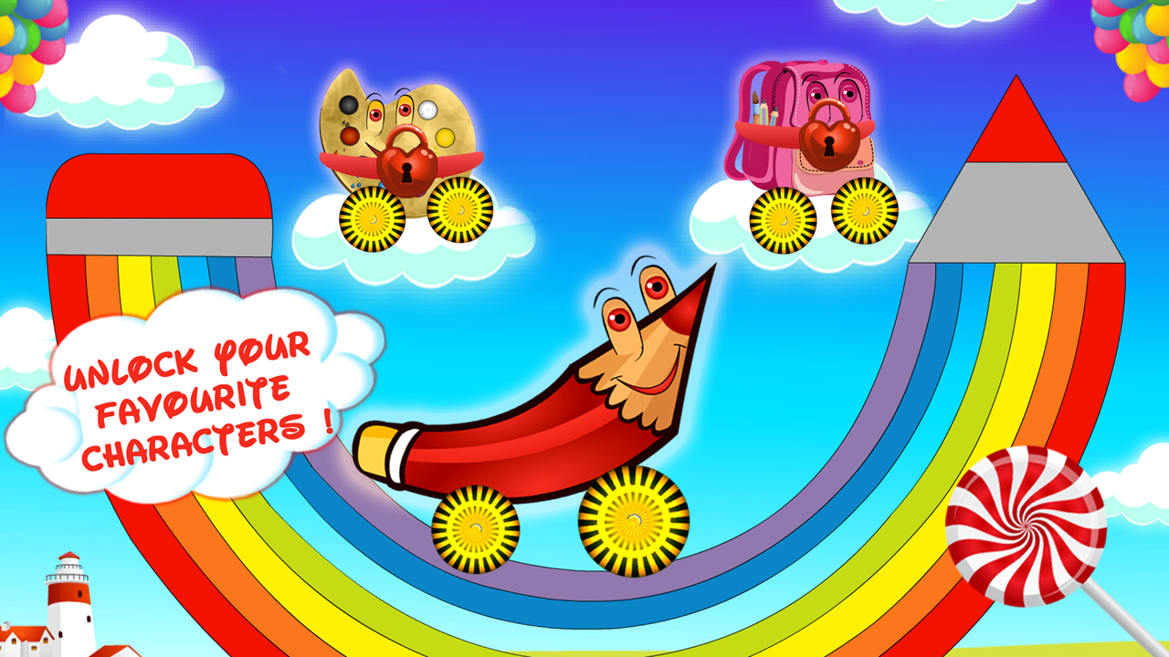 Education Roller Kids Game